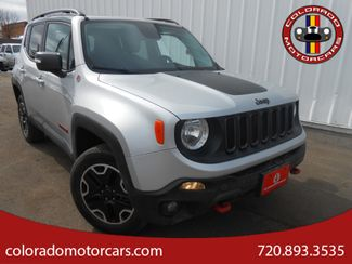 2016 Jeep Renegade Trailhawk in Englewood, CO 80110