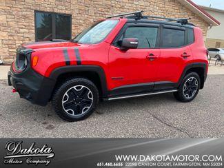 2016 Jeep Renegade Trailhawk Farmington, MN