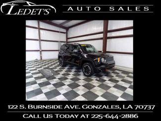 2016 Jeep Renegade Trailhawk in Gonzales, Louisiana 70737