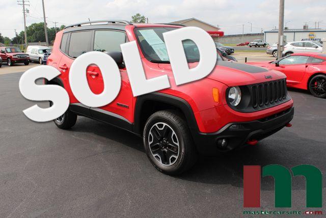 2016 Jeep Renegade Trailhawk   Granite City, Illinois   MasterCars Company Inc. in Granite City Illinois