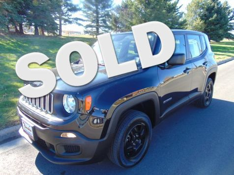2016 Jeep Renegade Sport in Great Falls, MT