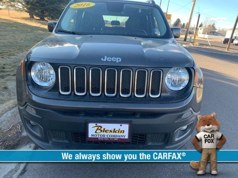 2016 Jeep Renegade Latitude  city MT  Bleskin Motor Company   in Great Falls, MT