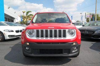 2016 Jeep Renegade Limited Hialeah, Florida 1