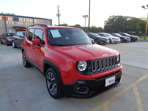 2016 Jeep Renegade Latitude in Houston