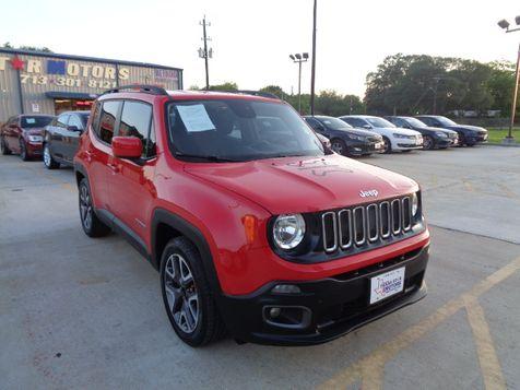 2016 Jeep Renegade Latitude in Houston