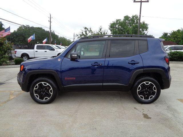 2016 Jeep Renegade Trailhawk in Houston, TX 77075