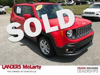 2016 Jeep Renegade Latitude | Huntsville, Alabama | Landers Mclarty DCJ & Subaru in  Alabama