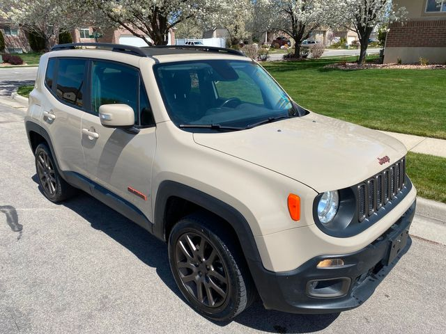 2016 Jeep Renegade 75th Anniversary in Kaysville, UT 84037