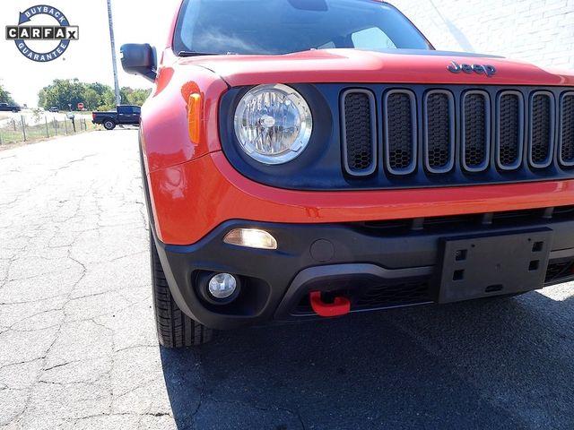 2016 Jeep Renegade Trailhawk Madison, NC 8