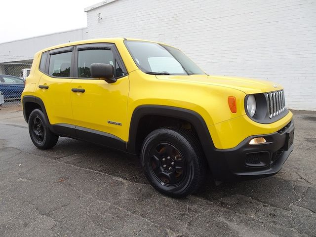 2016 Jeep Renegade Sport Madison, NC 1