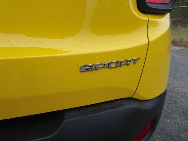 2016 Jeep Renegade Sport Madison, NC 12