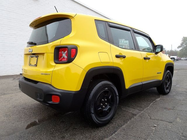 2016 Jeep Renegade Sport Madison, NC 2
