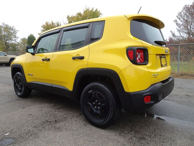 2016 Jeep Renegade Sport Madison, NC 4