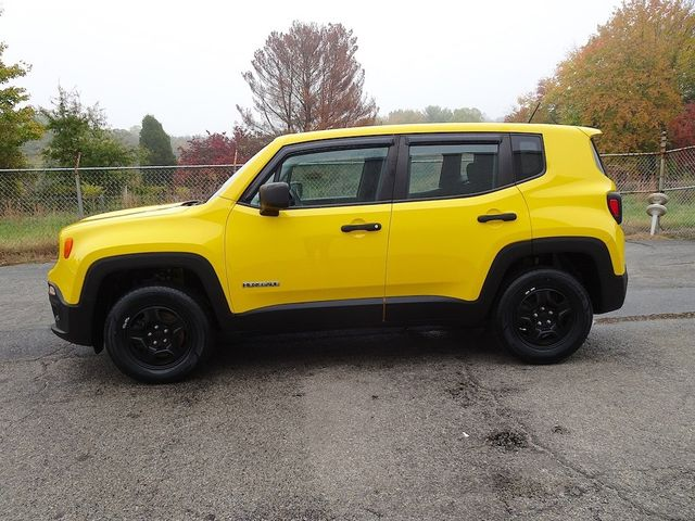 2016 Jeep Renegade Sport Madison, NC 5