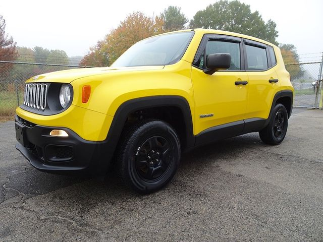 2016 Jeep Renegade Sport Madison, NC 6