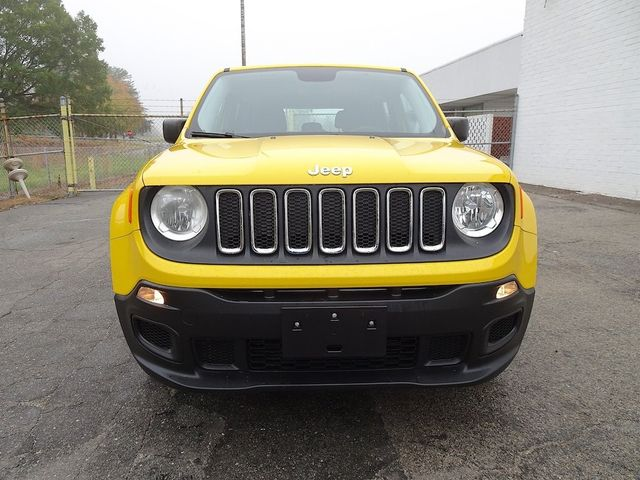 2016 Jeep Renegade Sport Madison, NC 7