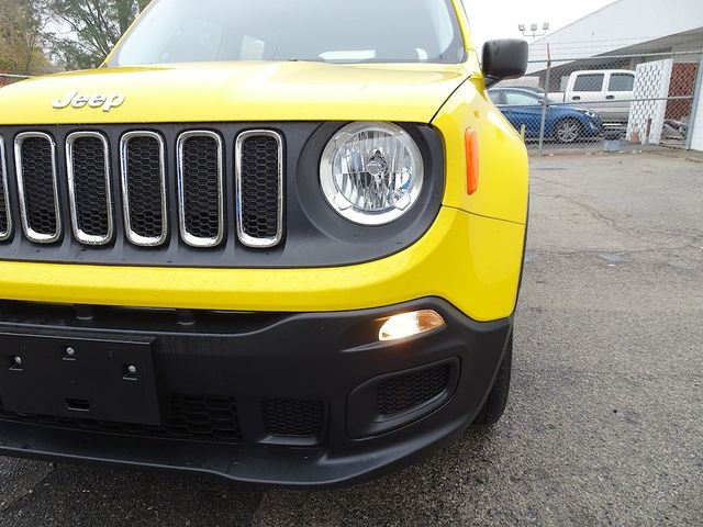 2016 Jeep Renegade Sport Madison, NC 9
