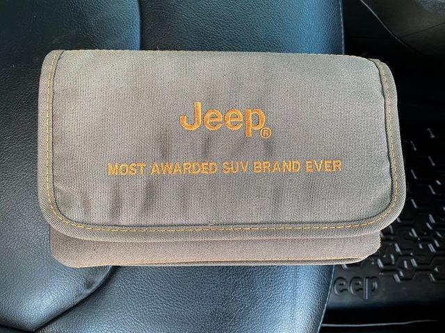 2016 Jeep Renegade Trailhawk Madison, NC 18