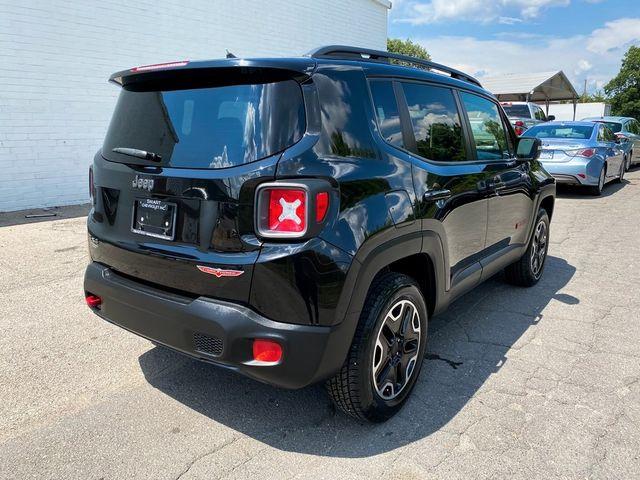 2016 Jeep Renegade Trailhawk Madison, NC 1