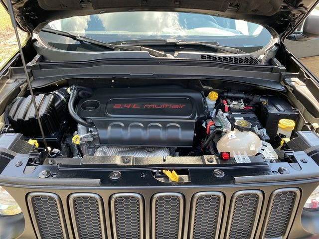 2016 Jeep Renegade Trailhawk Madison, NC 39