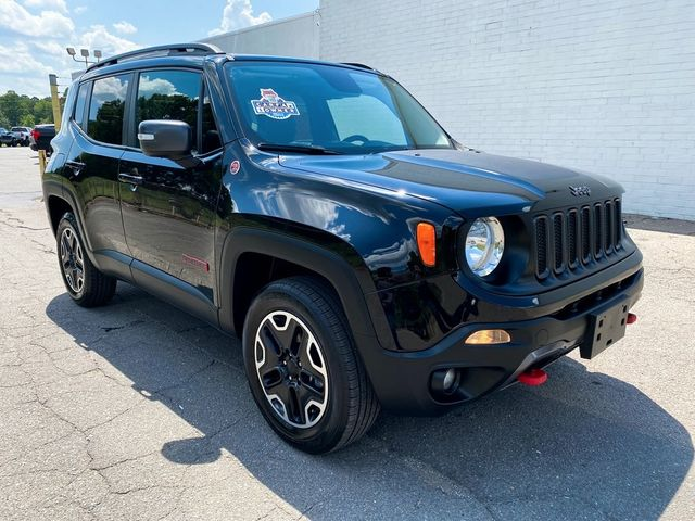 2016 Jeep Renegade Trailhawk Madison, NC 7
