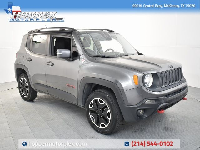 2016 Jeep Renegade Trailhawk in McKinney, Texas 75070