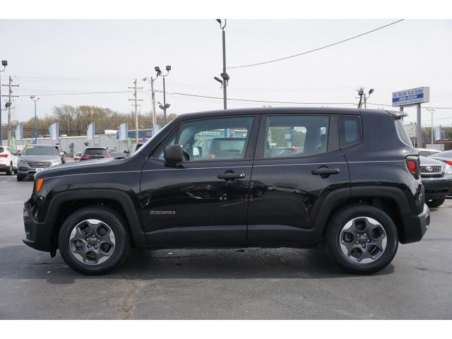 2016 Jeep Renegade Sport in Memphis, Tennessee 38115