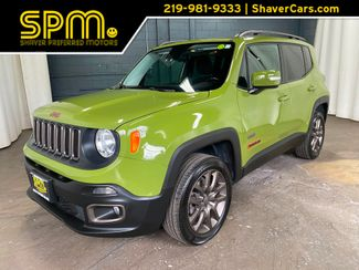 2016 Jeep Renegade W Beats Audio 75th Anniversary in Merrillville, IN 46410