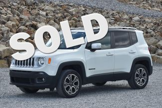 2016 Jeep Renegade Limited Naugatuck, Connecticut