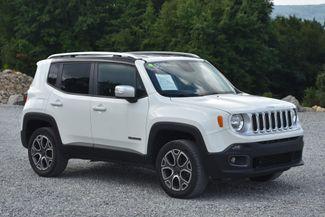 2016 Jeep Renegade Limited Naugatuck, Connecticut 6