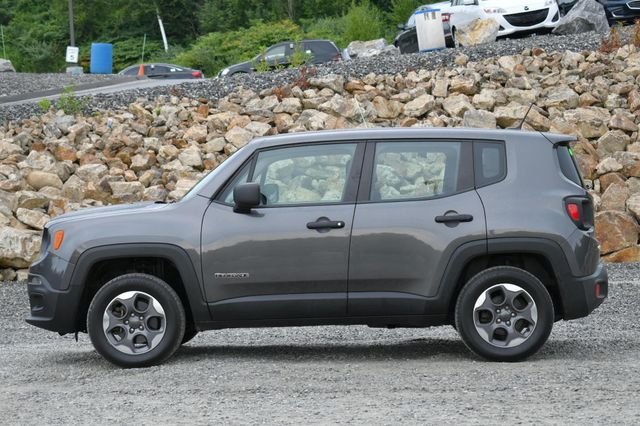 2016 Jeep Renegade Sport Naugatuck, Connecticut 1