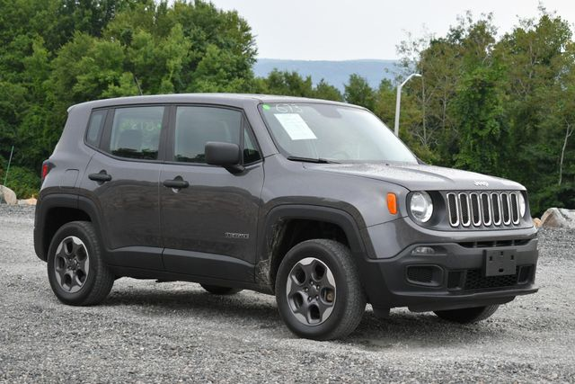 2016 Jeep Renegade Sport Naugatuck, Connecticut 6
