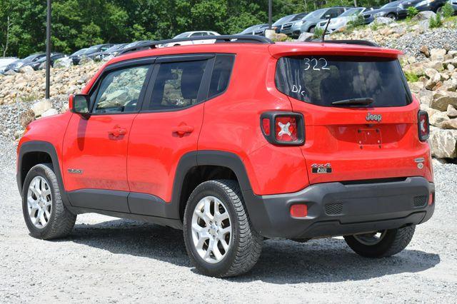 2016 Jeep Renegade Latitude 4WD Naugatuck, Connecticut 4