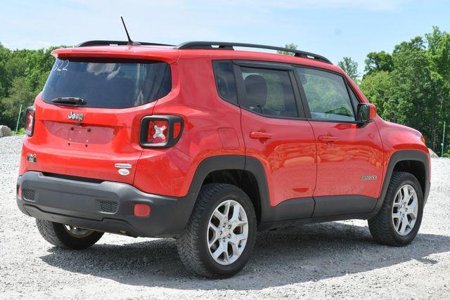 2016 Jeep Renegade Latitude 4WD Naugatuck, Connecticut 6