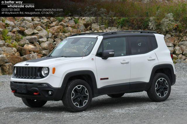 2016 Jeep Renegade Trailhawk 4WD Naugatuck, Connecticut