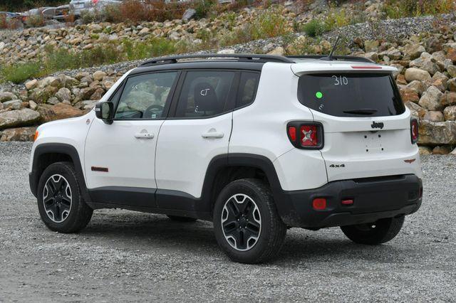 2016 Jeep Renegade Trailhawk 4WD Naugatuck, Connecticut 4