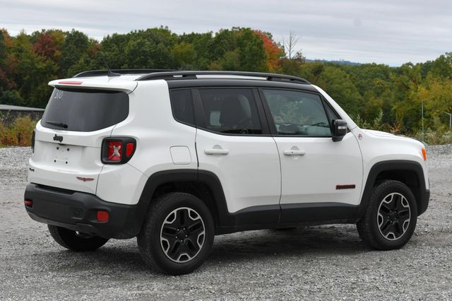 2016 Jeep Renegade Trailhawk 4WD Naugatuck, Connecticut 6