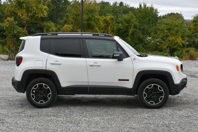 2016 Jeep Renegade Trailhawk 4WD Naugatuck, Connecticut 7