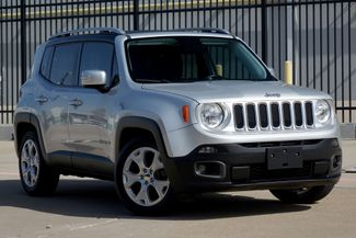 2016 Jeep Renegade Limited Limited*Nav*BU Cam*Pano Roof*Leather*EZ Finance** | Plano, TX | Carrick's Autos in Plano TX