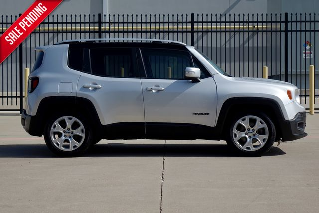 2016 Jeep Renegade Limited* Tech Pkg* Beats Audio* Retractable Roof** | Plano, TX | Carrick's Autos in Plano TX