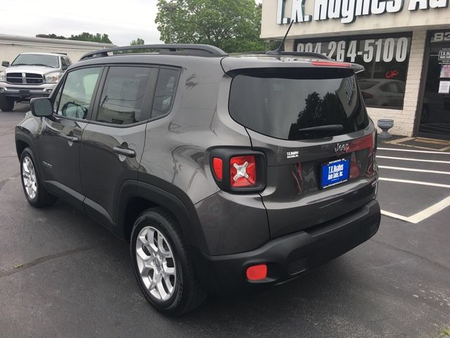 2016 Jeep Renegade Latitude in Richmond, VA, VA 23227