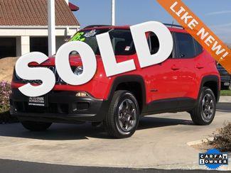 2016 Jeep Renegade Sport   San Luis Obispo, CA   Auto Park Sales & Service in San Luis Obispo CA