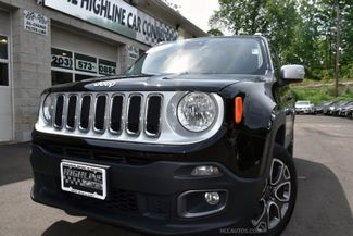 2016 Jeep Renegade Limited Waterbury, Connecticut 3