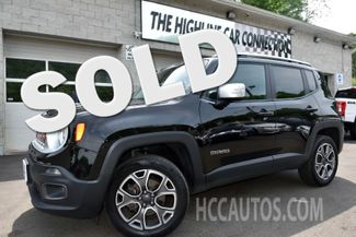 2016 Jeep Renegade Limited Waterbury, Connecticut