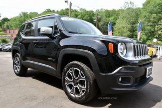 2016 Jeep Renegade Limited Waterbury, Connecticut 8