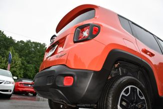 2016 Jeep Renegade Trailhawk Waterbury, Connecticut 11