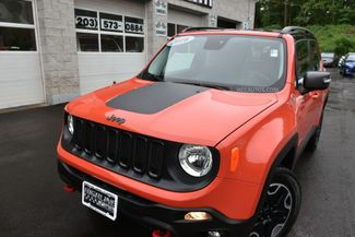 2016 Jeep Renegade Trailhawk Waterbury, Connecticut 3