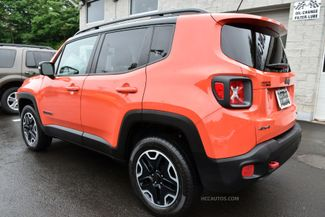 2016 Jeep Renegade Trailhawk Waterbury, Connecticut 5