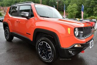 2016 Jeep Renegade Trailhawk Waterbury, Connecticut 8