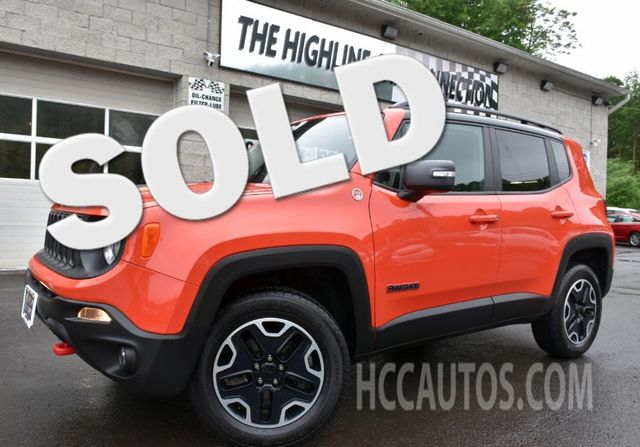 2016 Jeep Renegade Trailhawk Waterbury, Connecticut